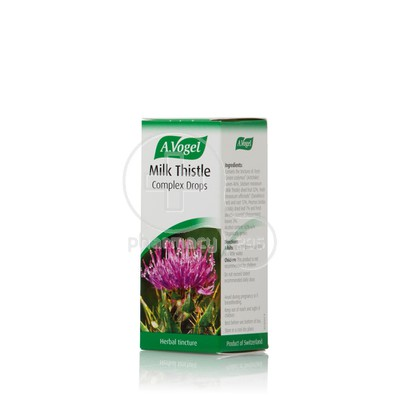 A.VOGEL - Milk Thistle Complex Drops - 50ml