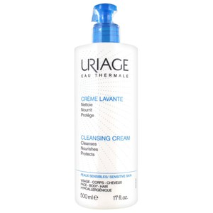 Uriage nourishing and cleansing cream 500ml