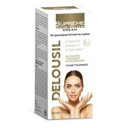 Deolusil Supreme Skin Glow Cream 24ωρη Κρέμα Προσώπου, 50ml
