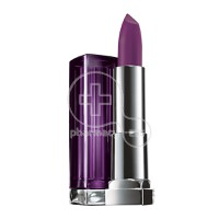 MAYBELLINE - COLOR SENSATIONAL Lipstick No365 (Plum Passion) - 4,2gr
