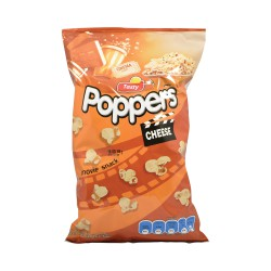 TASTY SNACKS POPPERS CHEESE 81 gr