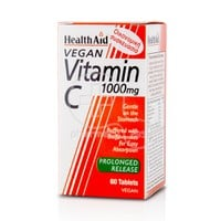 HEALTH AID - Vitamin C 1000mg - 60tabs