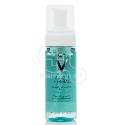 VICHY - PURETE THERMALE Mousse Nettoyant Eclat - 150ml