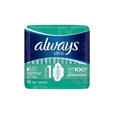 Always - Ultra Normal Size 1 - 10τεμ.