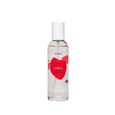 Korres - Wild Rose Hydrating Face Mist H2Rose Eνυδατικό Mist Προσώπου - 100ml
