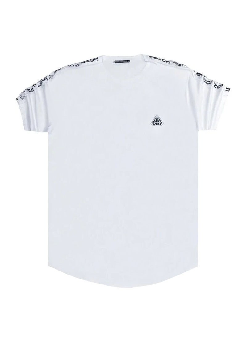 TONY COUPER TT20/35 WHITE GROSS T-SHIRT