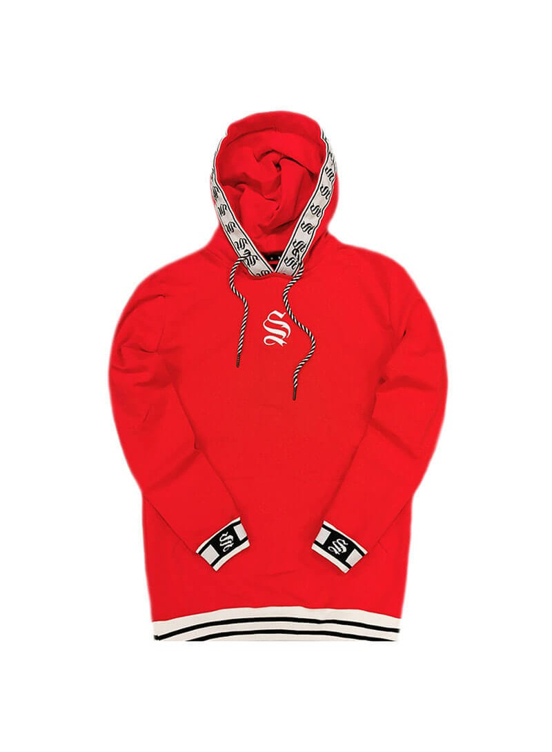 Sinners Attire Hypa Hoodie – Red