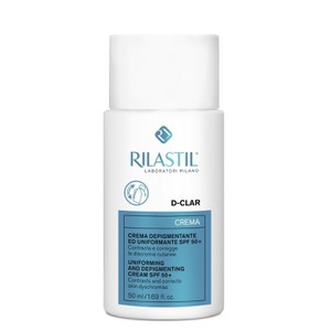 Rilastil d clar uniforming and depigmenting cream spf50 50ml
