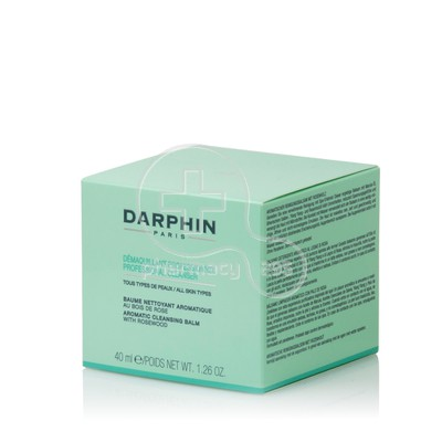 DARPHIN - DEMAQUILLANT PROFESSIONNEL Aromatic Cleansing Balm with Rosewood - 40ml