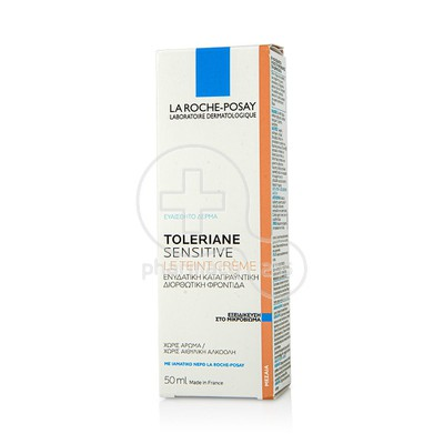 LA ROCHE-POSAY - TOLERIANE SENSITIVE Le Teint Creme (Medium) - 50ml