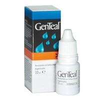 GENTEAL EYE DROPS 0,3% 10ML