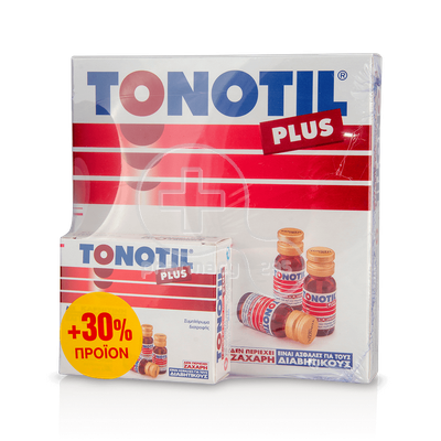 TONOTIL - Tonotil Plus - 10x10ml
