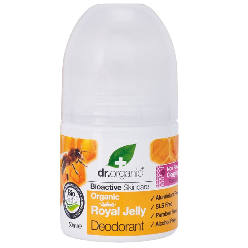 Organic Royal Jelly Deodorant