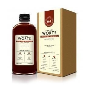 John noa worts chocolate 250ml