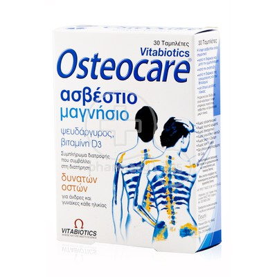 Vitabiotics OSTEOCARE Original 30Tablets