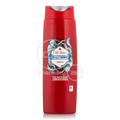 OLD SPICE - WOLFTHORN Shower Gel - 250ml