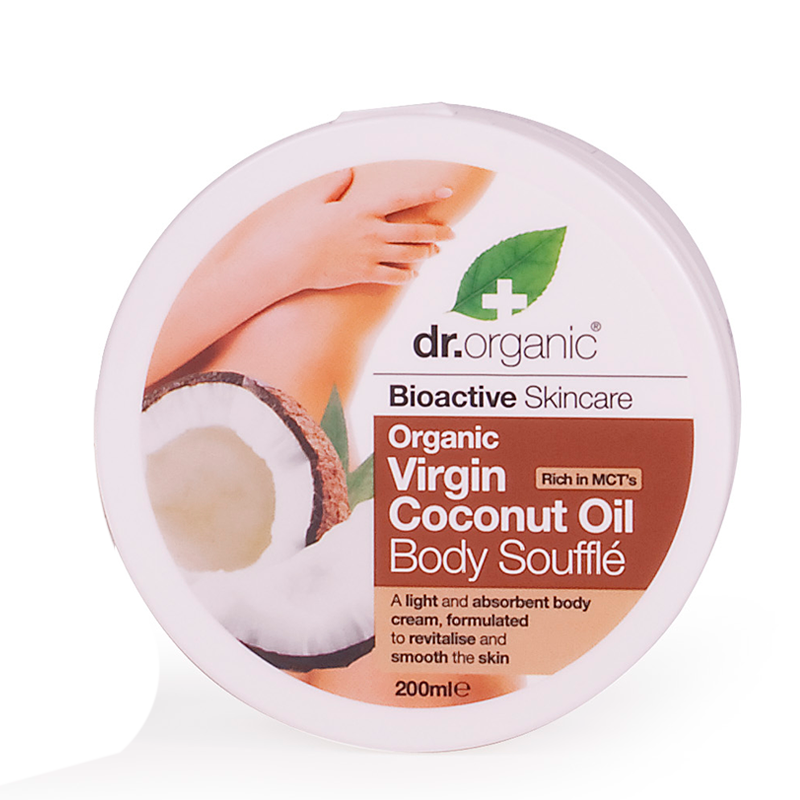 Organic Virgin Coconut Oil Body Souffle