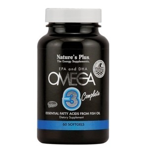 Nature s plus omega 3 complete