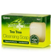 Optima Australian Tea Tree Cleansing SOAP - Σαπούνι, 90gr