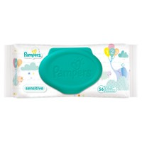 PAMPERS BABY WIPES SENSITIVE 56ΤΕΜ