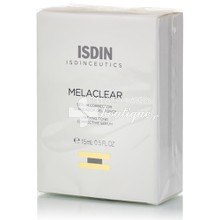 ISDIN MELACLEAR Unifying Tone Corrective Serum - Πανάδες, 15ml