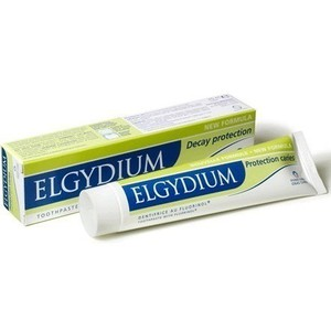 Elgydium with mint