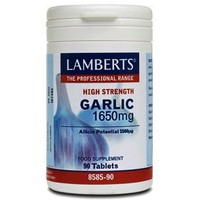 LAMBERTS GARLIC 1650MG 90TABL