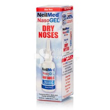 NeilMed NasoGel Spray for Dry Noses - Ξηρή μύτη, 30ml