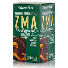 Natures Plus ZMA Rx-Strength - Μυϊκή Δύναμη, 90vcaps