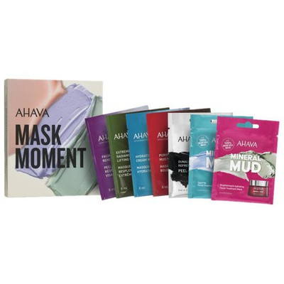 Ahava - Kit 7 Masks Moment - 1τμχ