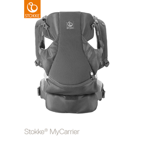 Μάρσιπος MYCARRIER Front & Back Grey Mesh