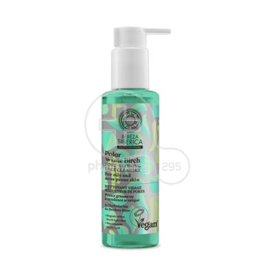NATURA SIBERICA - BEREZA SIBERICA Polar White Birch Pore Refining Face Cleanser - 145ml