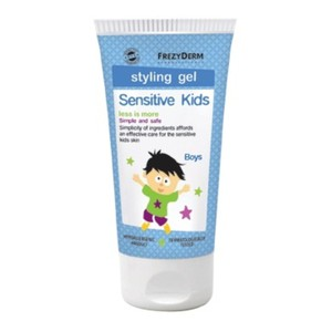 Sensitive kids hair styling gel for boys   gel                    100ml