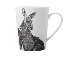 Maxwell & Williams Κούπα Bone China Tall Red Kangaroo Marini Ferlazzo 450ml