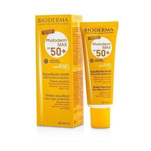 BIODERMA Photoderm MAX aquafluid tinted doree Spf50 40ml