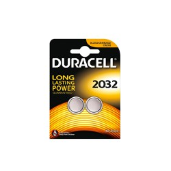 Duracell 2032 3Volt Lithium Battery Μπαταρία Λιθίου 2 Τεμάχια