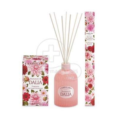 L'ERBOLARIO - SFUMATURE DI DALIA Fragrance for Scented Wood Sticks - 250ml