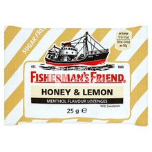 Fisherman's Friend Honey & Lemon, 25gr
