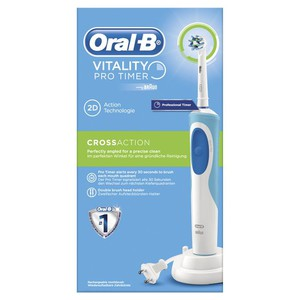 Oral b vitality crossaction 2d