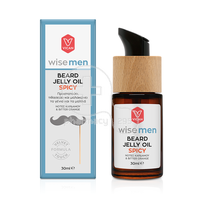 VICAN - WISE MEN Beard Jelly Oil Spicy - 30ml