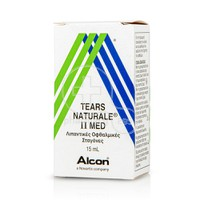 ALCON - Tears Naturale II Med - 15ml