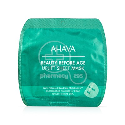 AHAVA - BEAUTY BEFORE AGE Uplifting & Firming Sheet Mask - 1τεμ.