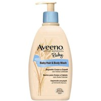 AVEENO BABY DAILY CARE HAIR&BODY WASH 300ML