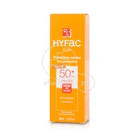 HYFAC - SUN Protection Dry Touch SPF50+ Tinted- 40ml