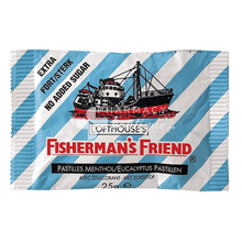 Fisherman's Friend Menthol/Eucalyptus, 25gr