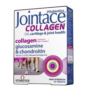 Vitabiotics jointace collagen 30s
