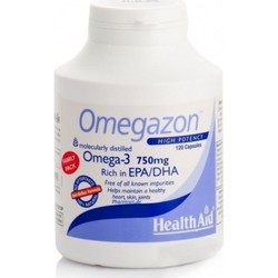 Health Aid Omegazon 750 mg 120caps