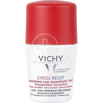 VICHY - DEODORANT Stress Resist Anti-Transpirant 72h. - 50ml