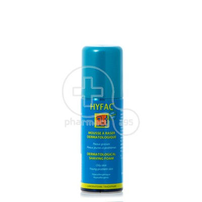 HYFAC - Mousse a Raser - 150ml