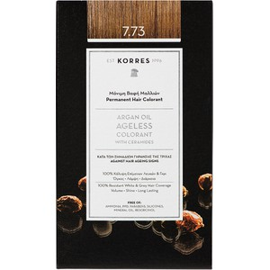Korres argan oil ageless colorant 7.73 1